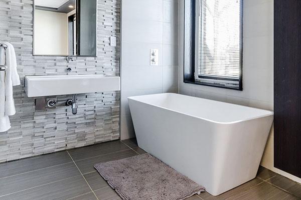 vvs aalborg bad badekar installation