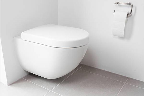 vvs aalborg væghængt toilet